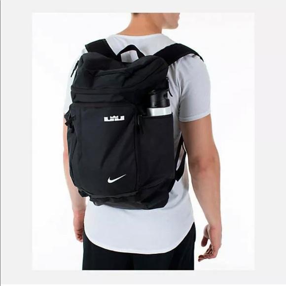 c518ba18356c Nike LBJ LeBron James Backpack Bookbag Basketball NWT